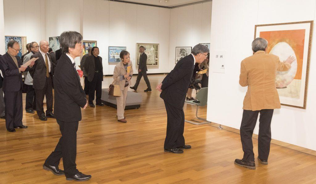平成29年高岡市美術作家連盟展